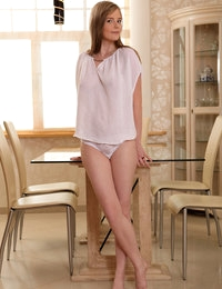 Nubile Films - videos featuring Evelina in Graceful Afternoon