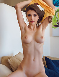 MESLY with Mila Azul - SexArt