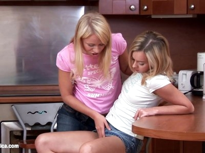 Passionate lesbian sex with Janet and Karin on Sapphic