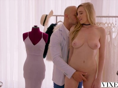 VIXEN Kendra Sunderland Cheats With Her Boss
