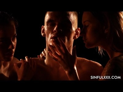 Passionate threesome by SinfulXXX.com