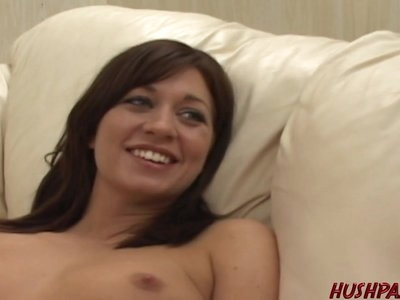 Teen girl fucked at porn interview
