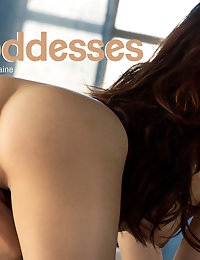 Nude Pics Of Cassie Laine, Teal Conrad In Two Goddesses - Babes.com
