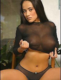 Busty Asian Babe