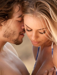 Nicole and her boyfriend spend a beautiful day by the pool, but soon they realize they both want more...