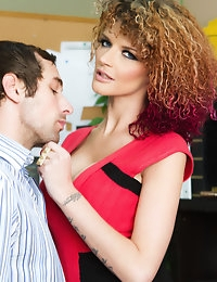 Penthouse.com Photo Gallery - Joslyn James, Joey Brass - Penthouse Petsand and the World's Sexist Women Since 1973