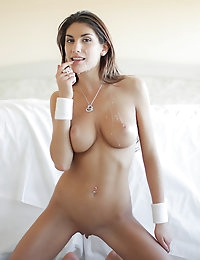 Real huge tits and a tight twat that bend backwards for your hard long shaft