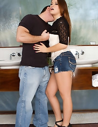 Penthouse.com Photo Gallery - Kaci Starr, John Strong - Penthouse Petsand and the World's Sexist Women Since 1973