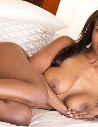 Jezebel Vessir gets cozy in her bed
