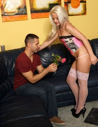 FLOWERS FOR THE LADY with Totti, Anastasia Lee - ALS Scan