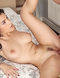 MikesApartment  - Valentina Nappi Shower buddy European petite babe juicy ass goes Euro Amatuer