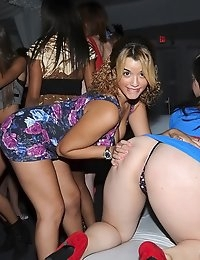 InTheVip  - Paris Pleased to eat you club babes get bang at clubs in club orgys