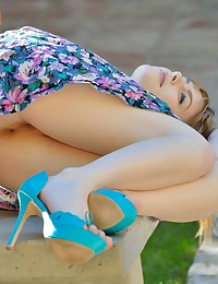 FTV Girls Alana Cucumber And Heels - FTVGirls.com