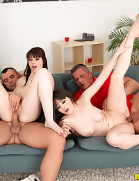 Watch EuroSexParties scene Loving To Fuck featuring Luna Rival Browse FREE pics of Luna Rival from the Loving To Fuck porn video now