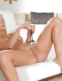 Nubile Films - photos featuring Marry Queen in Champagne photo #12