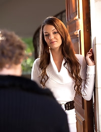 Nubile Films - photos featuring Alexis Venton in Its Been So Long photo #12