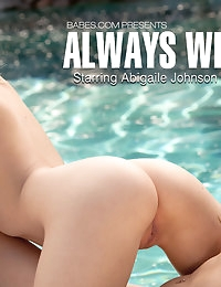 Abigaile Johnson, Shyla Jennings Pictures in Always With Her photo #3