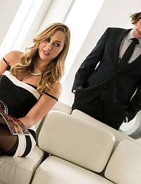 Featuring Carter Cruise at Twistys.com photo #1