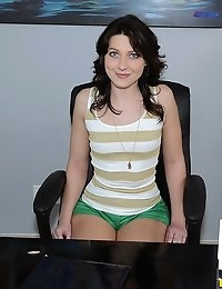 "First Time Auditionsâ""¢ Presents Chloe Cummore in Cum Hard Cummore- Movies And Pictures photo #1"