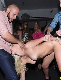 InTheVip  - Macy Cartel Club luv club babes get bang at clubs in club orgys photo #2