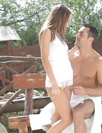 Nubile Films - Take It Outside photo #1