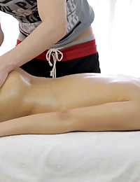 :: Team Skeet .com Presents: RubATeen.com.. featuring Sasha in Beautiful Teen Loves Soothing Massage Fuck :: photo #5