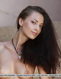 MetArt - Anna AJ BY Leonardo - DEMANDA photo #18