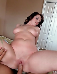 :: Shes New .com presents Ryan Smiles in Thick 19 Yr Old Gets Fucked :: photo #12
