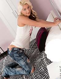 Nubiles.net - featuring Nubiles Hailey Holiday in hot-blonde photo #2