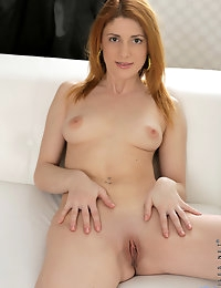 Nubiles.net - featuring Nubiles Sara Redz in hottie-spreading photo #10