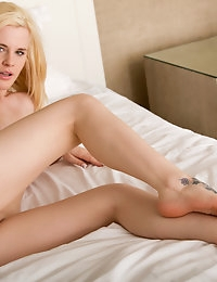 Nubiles.net - featuring Nubiles Catie Parker in white-bed photo #11