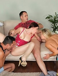 Euro Sex Parties Presents Barra in Sexy Ladies! - Movies And Pictures  photo #8
