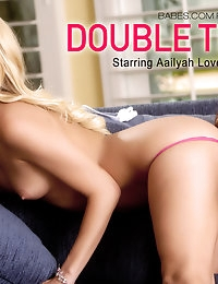 Nude Pics Of Veronica Ricci, Aaliyah Love In Double Trouble - Babes.com photo #10