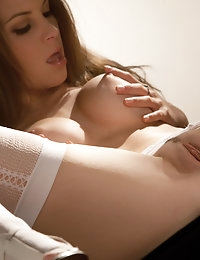 Nude Pics Of Amber Sym In Amber Blaze - Babes.com photo #14