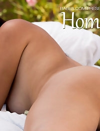 Nude Pics Of Aria Salazar In Home Alone - Babes.com photo #11