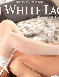 Nude Pics Of Natalia Starr In In White Lace - Babes.com photo #10