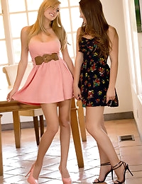 Nude Pics Of Brett Rossi, Dani Daniels In All In - Babes.com photo #1