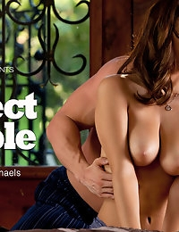 Nude Pics Of Holly Michaels In The Perfect Couple - Babes.com photo #10