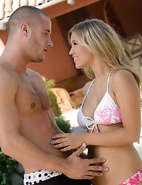Nude Pics Of Alanna Anderson In A Summer's Day Delight - Babes.com photo #1