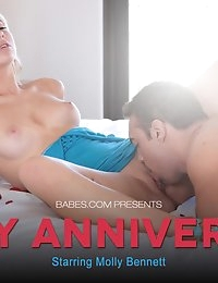 Nude Pics Of Molly Bennett In Happy Anniversary - Babes.com photo #10