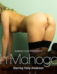 Nude Pics Of Holly Anderson In Rich Mahogany - Babes.com photo #10