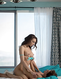 Nude Pics Of Tiffany Tyler In Heels < Teal - Babes.com photo #6
