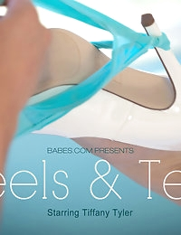 Nude Pics Of Tiffany Tyler In Heels < Teal - Babes.com photo #10