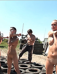Exclusive Actiongirls Boot Camp (Part 2) Photos & Movies photo #18
