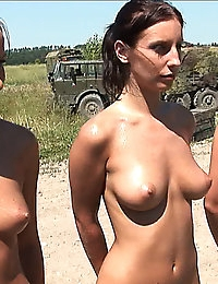 Exclusive Actiongirls Boot Camp (Part 2) Photos & Movies photo #10