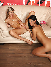 LOVESEAT with Vivien Bell, Gina Gerson - ALS Scan photo #7