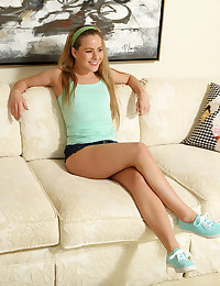 SHORT SHORTS LONG LIPS with Lilly Ford - ALS Scan photo #1