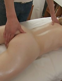 :: Team Skeet .com Presents: RubATeen.com.. featuring Aglaya in Teeny Tiny Rubdown :: photo #5