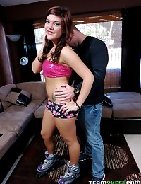 :: Team Skeet .com Presents: ExxxtraSmall.com.. featuring Rissa Maxxx in So Cock Thirsty :: photo #1