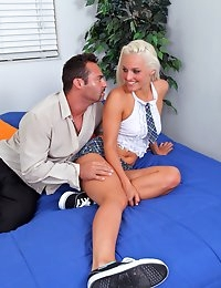 ::TeamSkeet.com presents InnocentHigh.com: Macy Cartel in I Deserve An A:: photo #3